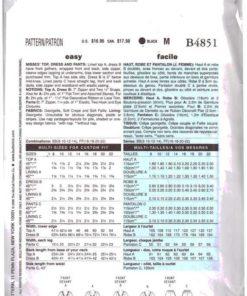 Butterick B4851 1 1