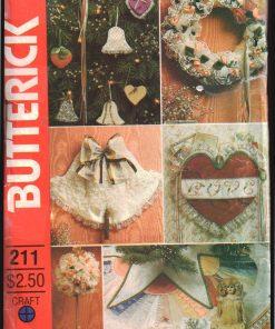 Butterick 211 Z