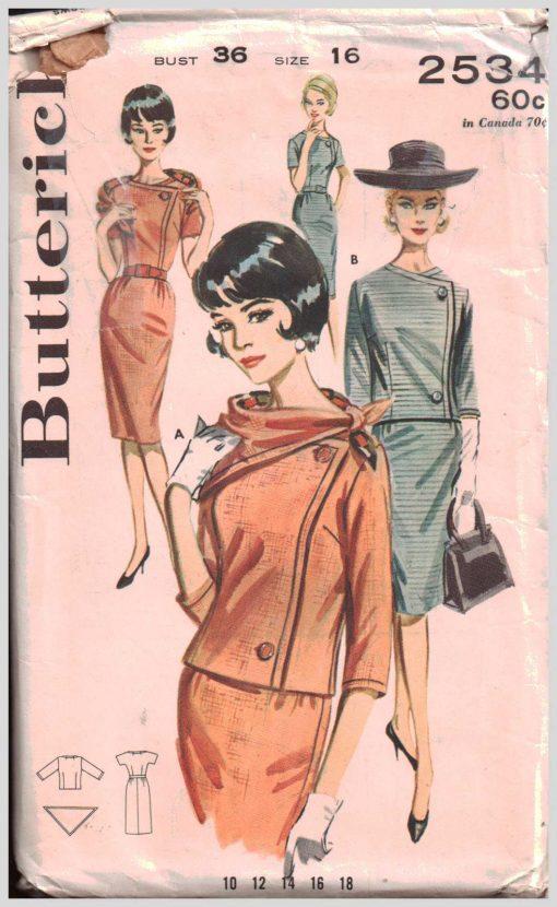 Butterick 2534 Z