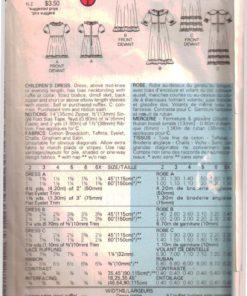 Butterick 3087 Z 1