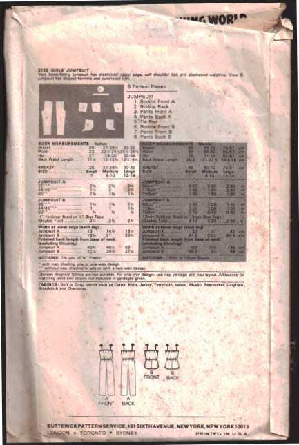 Butterick 3122 4