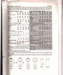 Butterick 3550 Y A 1