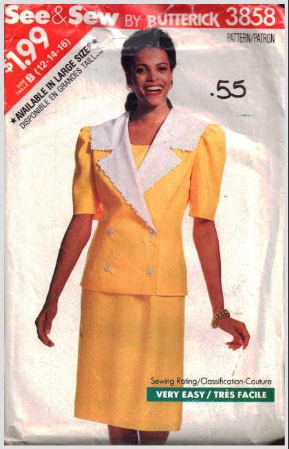 Butterick 3858