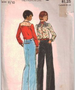 Butterick 3869 Y A