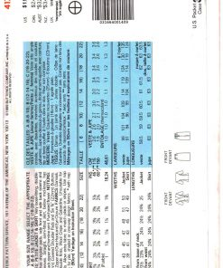 Butterick 4174 Y 1