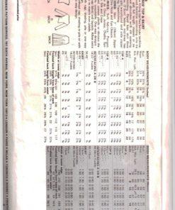 Butterick 4269 Z 1