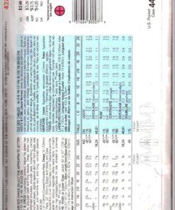 Butterick 4275 Z 1