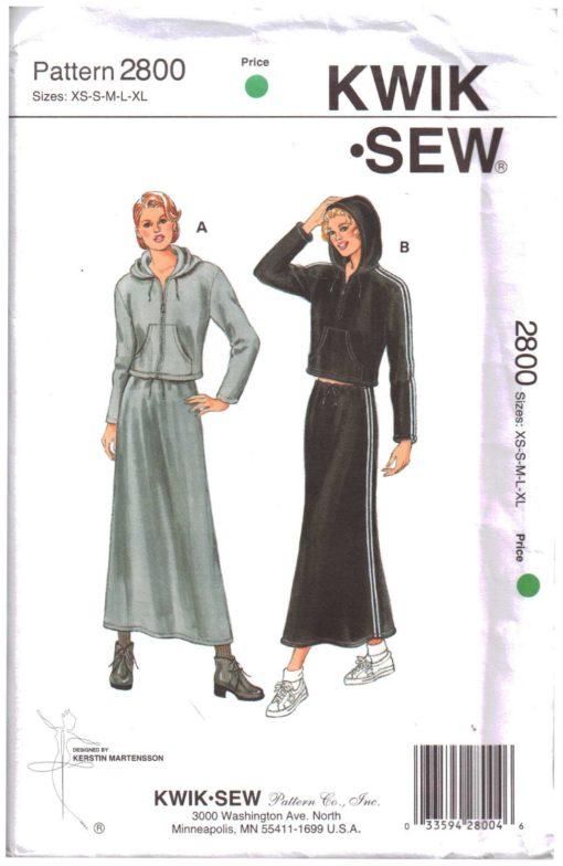 Kwik Sew 2800