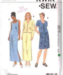 Kwik Sew 2876 Y