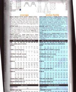 Butterick 6388 Z A 1