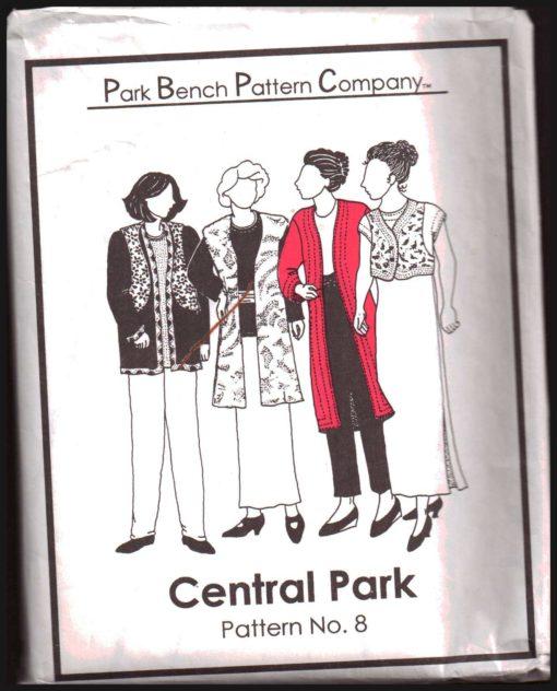 Park Bench Pattern Co 8