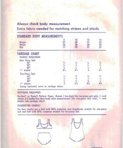Stretch Sew 1275 Y 1