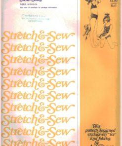 Stretch Sew 1275 Y