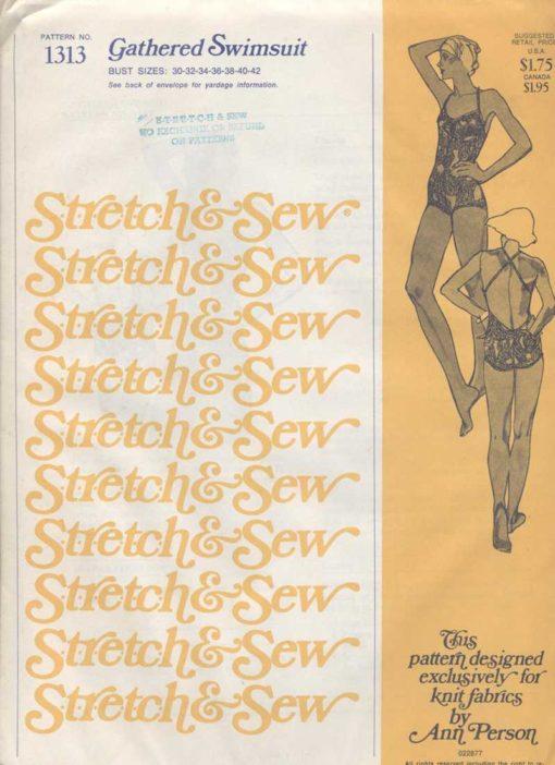 Stretch Sew 1313