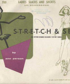 Stretch Sew 700 C