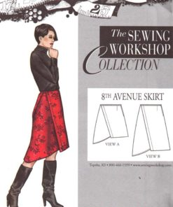 The Sewing Workshop 8th Avenue Skirt