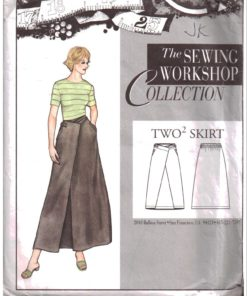 The Sewing Workshop Two Skirt