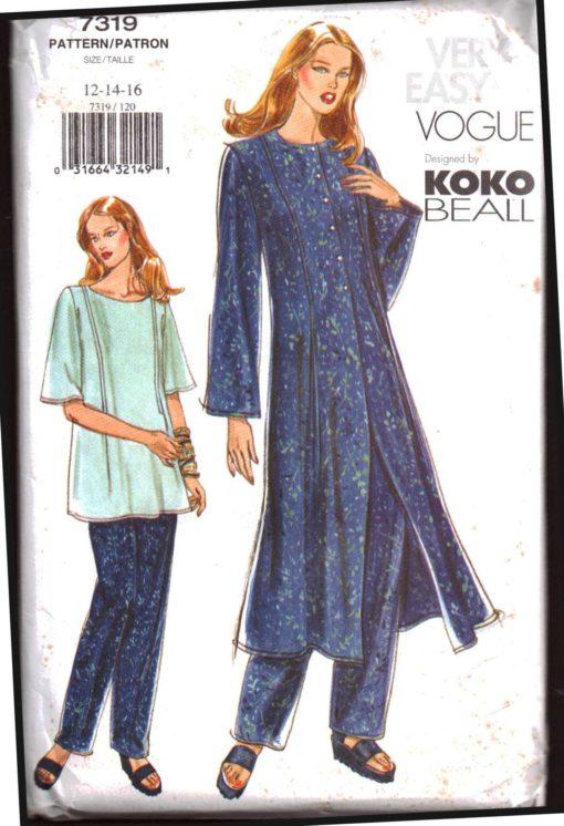Vogue 7319