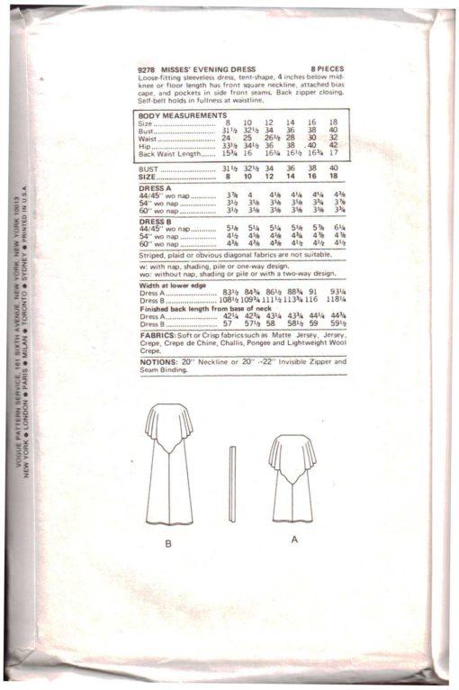 Vogue 9278 1