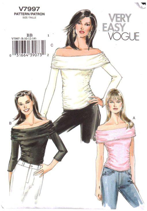 Vogue V7997