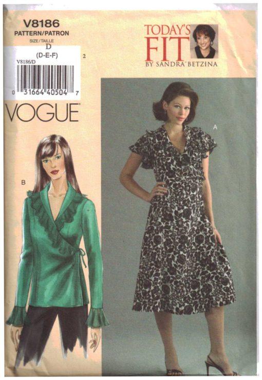Vogue V8186