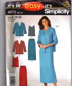 Simplicity 4413