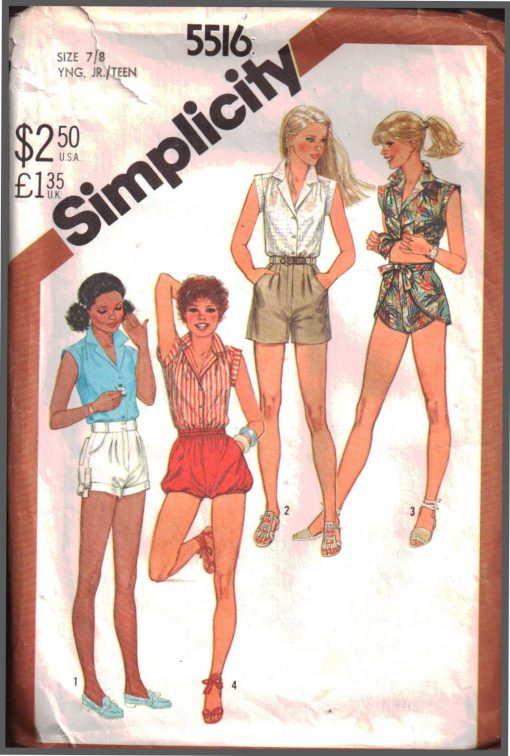 Simplicity 5516