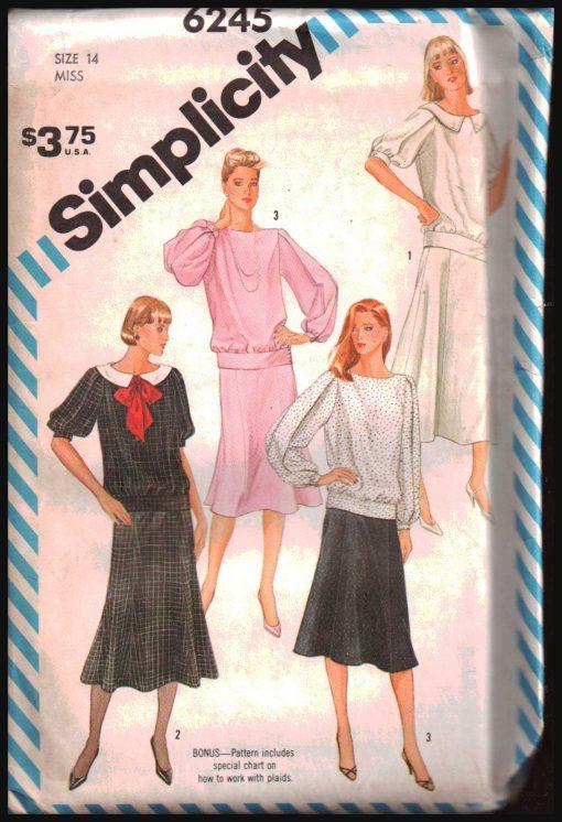Simplicity 6245
