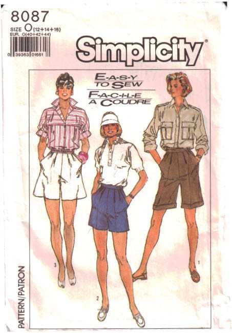 Simplicity 8087