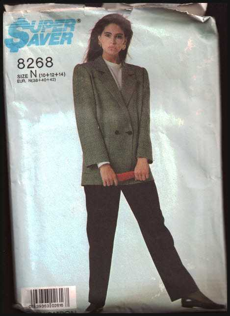 Simplicity 8268 A