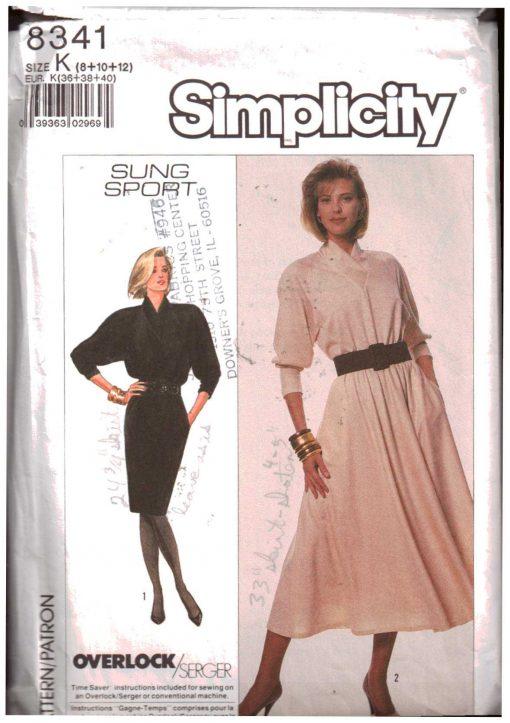 Simplicity 8341 1
