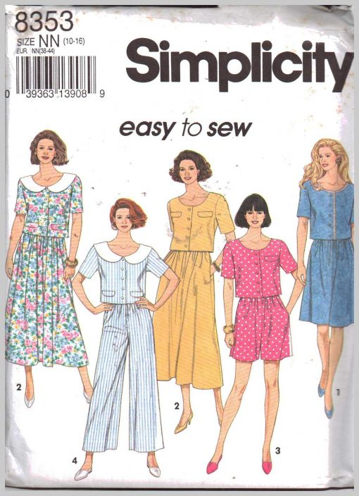 Simplicity 8353