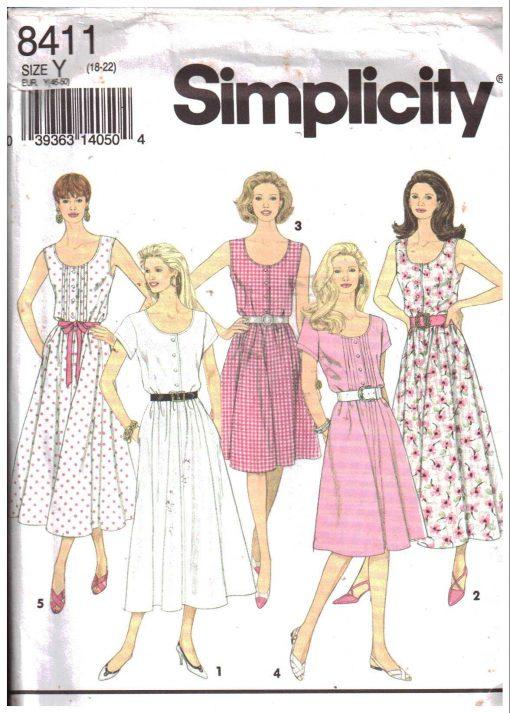 Simplicity 8411 2