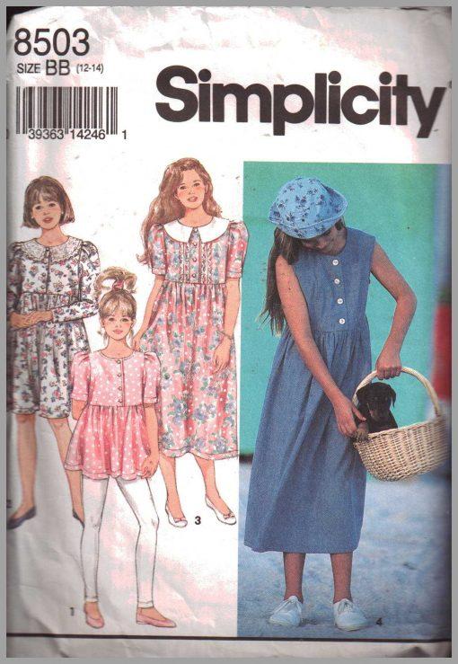 Simplicity 8503
