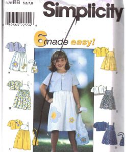 Simplicity 8544