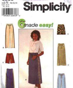 Simplicity 8585