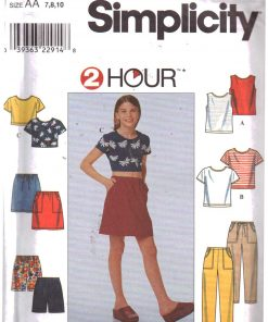 Simplicity 8672 2