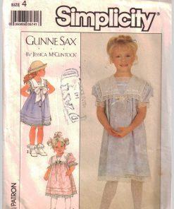 Simplicity 8710 A