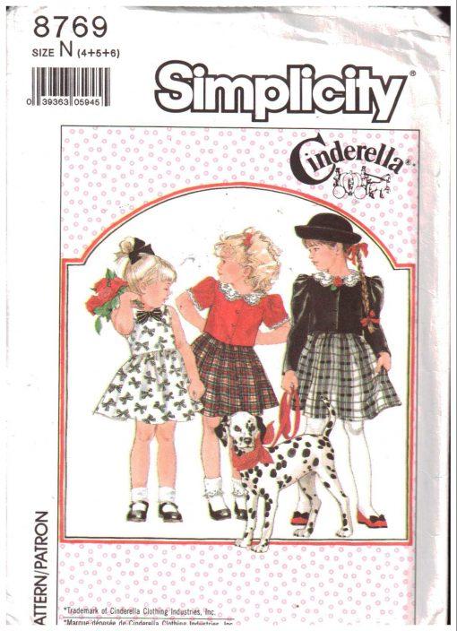 Simplicity 8769 2