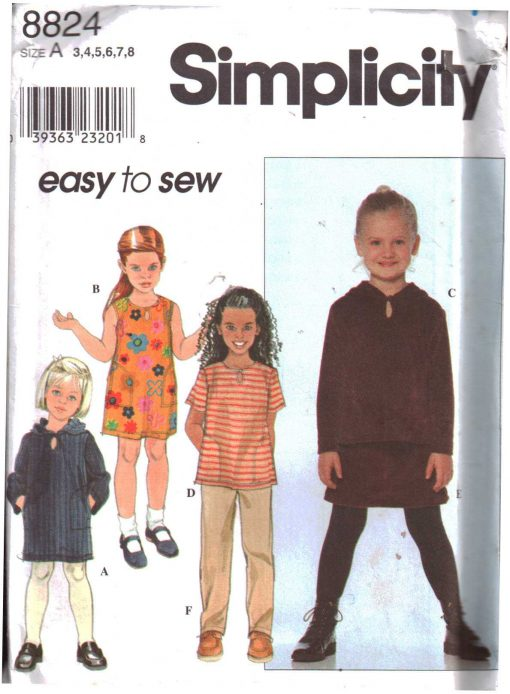 Simplicity 8824