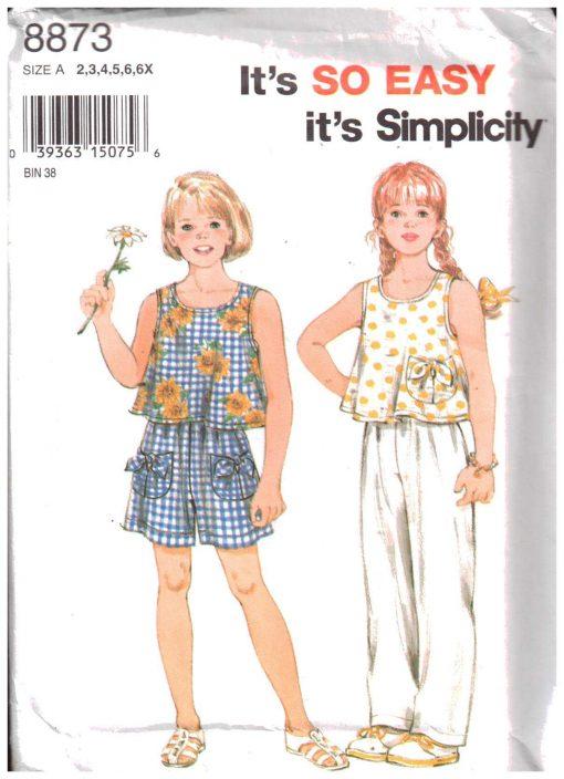 Simplicity 8873 2