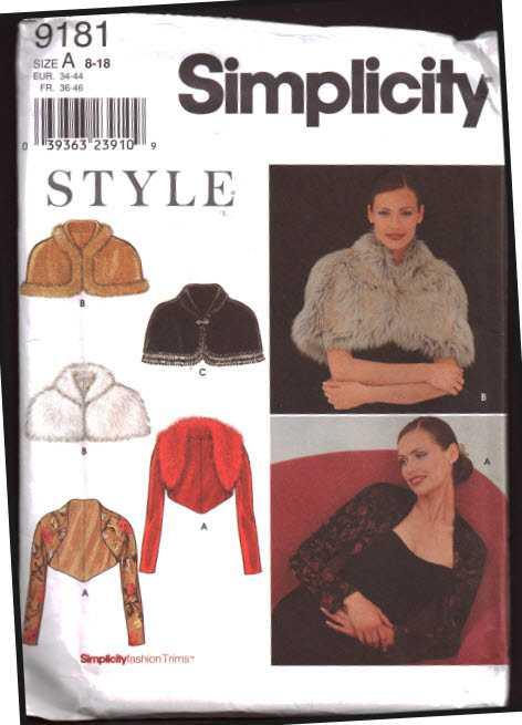 Simplicity 9181