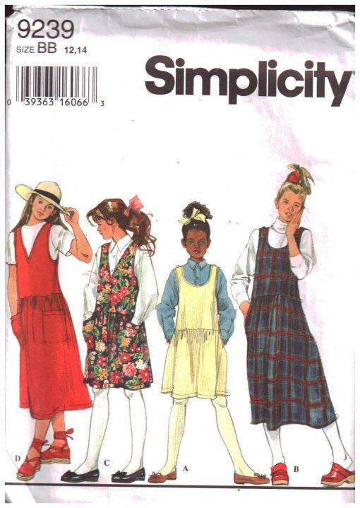 Simplicity 9239