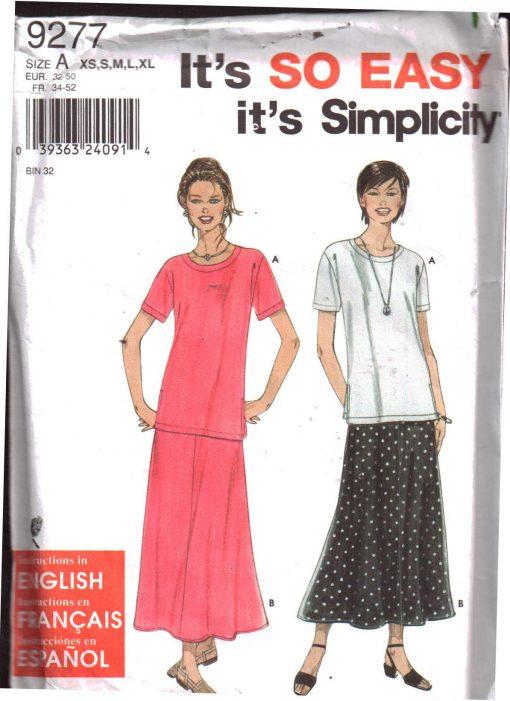 Simplicity 9277