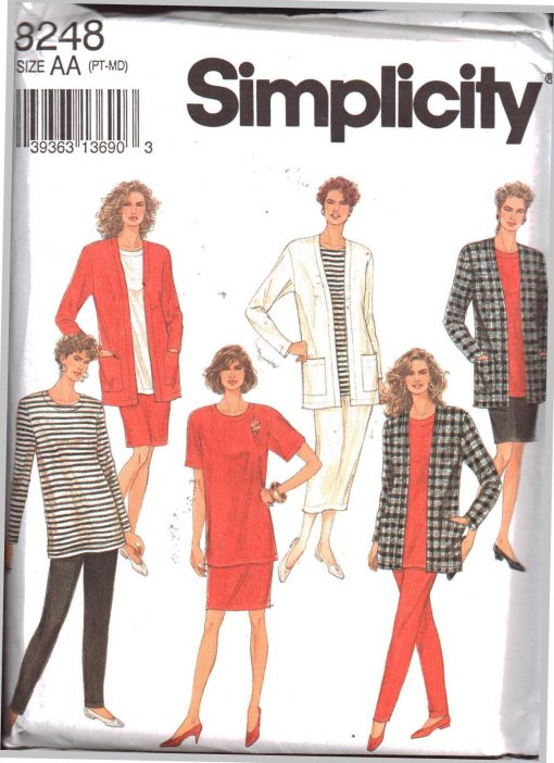 Simplicity 8248