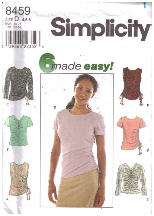 Simplicity 8459