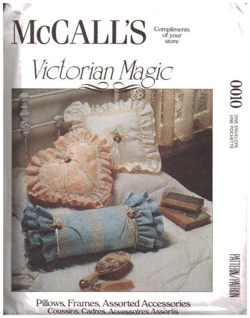 McCalls 0010 Y