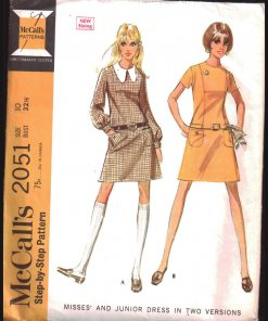 McCalls 2051 Z