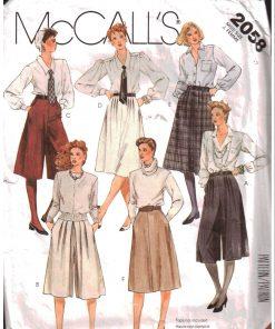 McCalls 2058
