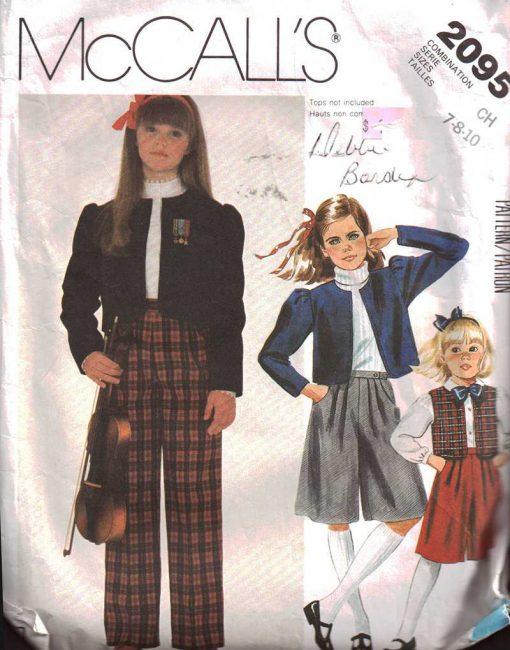McCalls 2095